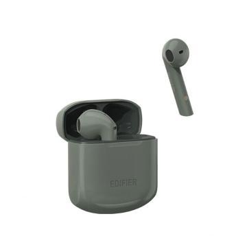 漫步者 LolliPods冇心版 真无线蓝牙耳机 半入耳式耳机通用苹果安卓手机 冇心版绿
