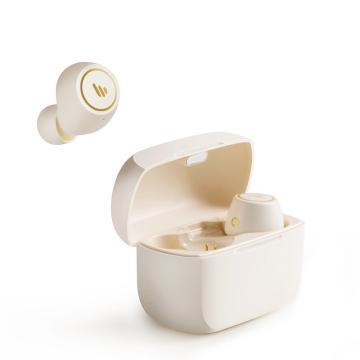 漫步者 TWS1 Pro 真无线蓝牙耳机 迷你隐形运动手机耳机 通用苹果华为小米手机 白色