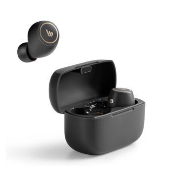 漫步者 TWS1 Pro 真无线蓝牙耳机 迷你隐形运动手机耳机 通用苹果华为小米手机 黑色