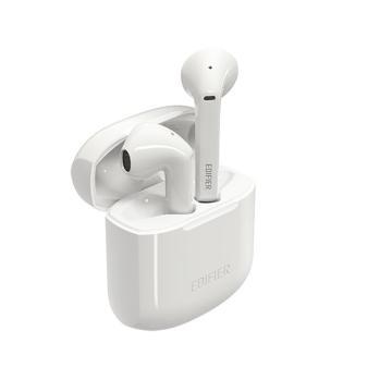 漫步者 LolliPods 真无线蓝牙耳机 半入耳式耳机 音乐耳机 通用苹果华为小米手机 萝莉pods 白色
