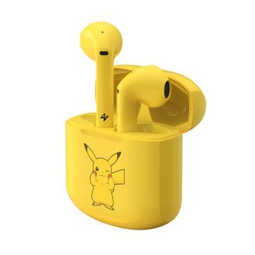 漫步者 LolliPods皮卡丘真无线蓝牙耳机双耳通话降噪半入耳式苹果华为手机通用 皮卡丘黄色