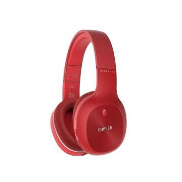 漫步者 W800BT Plus头戴式立体声蓝牙耳机 音乐耳机 手机耳机 通用苹果华为小米手机 红