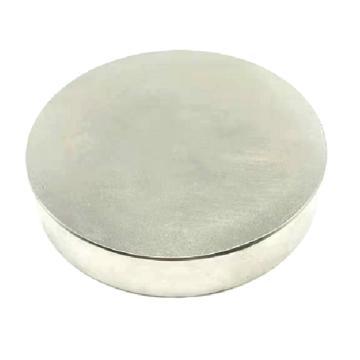 雄楚 钕铁硼强磁圆形,100*20mm,材料牌号N35,磁力2200GS