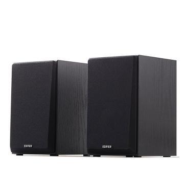 漫步者 R980T 入门级多媒体2.0音箱 音响 电脑音箱 黑色