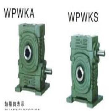 杭州华格 减速器,WPWKS60,1:20速比