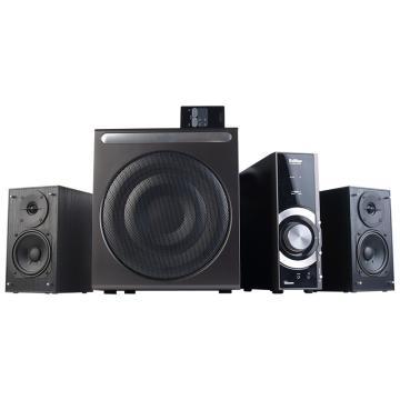 漫步者 C3 2.1声道+独立功放 多媒体音箱 音响 电脑音箱 黑色