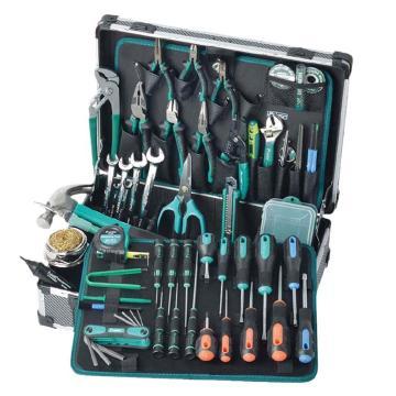 宝工Pro'sKit 专业电气工程工具组套,65件套, PK-1700NH