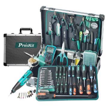 宝工Pro'sKit 专业电子维修工具组套,63件套, PK-1900NH