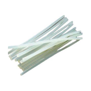 SHD 高粘度热熔胶棒,直径11mm半透明热熔胶条,长190mm