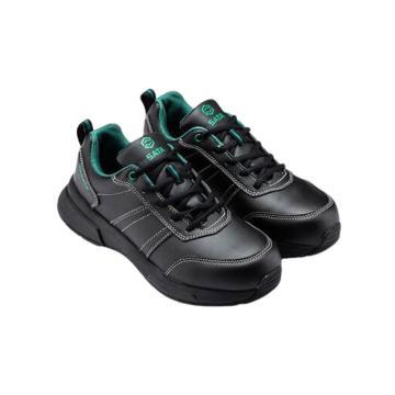 世达 驭风防滑安全鞋,保护足趾防穿刺电绝缘 FF0704-42码
