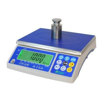 杰特沃 经济型电子计重秤,30kg,最小感量1g,加rs232串口