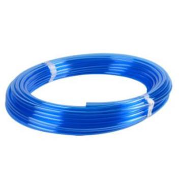 SMC 蓝色PU气管,Φ12×Φ8,100M/卷,TU1208BU-100,100为单位下单