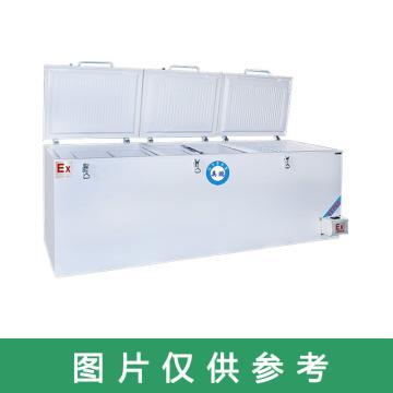 英鹏 1800L防爆卧式顶开门冷藏冷冻转换柜,BL-200WS1800L,220V,防爆等级ExdIIBT4