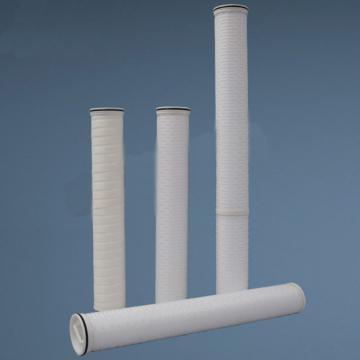 盛佳环保 大流量滤芯/大流量折叠滤芯/大通量折叠滤芯,LFP40PP0100NS-10μm