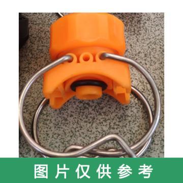 瑞胜源 快接喷淋底座,连接喷淋头使用 底座尺寸需备注