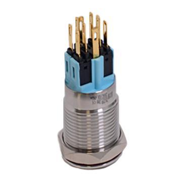 三德科技 自复位开关,规格LAS1GQ-11E\R\12,适用型号SDTGA400,订购货号3009317