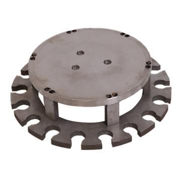 三德科技 燃烧样盘(金属),规格SDTGA-10mm,适用型号SDTGA-TY,订购货号4000452