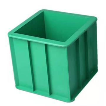 绿色混泥土试模,150*150*150mm