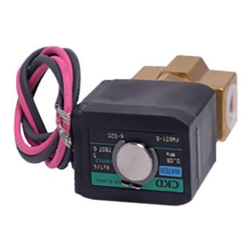 三德科技 两位两通电磁阀,规格FWB31-8-6-02C-3-24VDC,适用型号SDC608,订购货号3005707