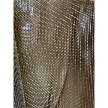 西域推荐 316L不锈钢筛网,10目,30平方米/卷
