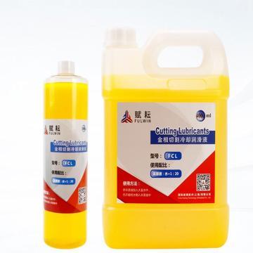 赋耘 金相切割润滑冷却液,4L/瓶,120400200