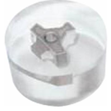 赋耘 热镶嵌料,2千克,FHM5,透明,205005160
