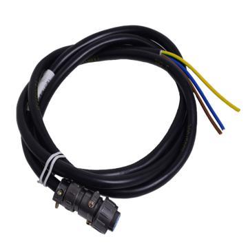 三德科技 加热电源线,规格3*2.5,适用型号SUNDY-TY,订购货号3008432