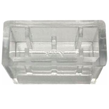 赋耘 一次性长方形水晶模,24mm×10mm×20mm,300个/包 ,224024010