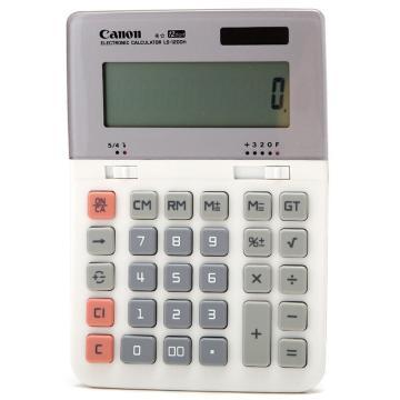 佳能 中大型商务办公桌面计算器,LS-1200H 12位