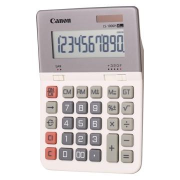 佳能 中大型商务办公桌面计算器,LS-1000H 10位