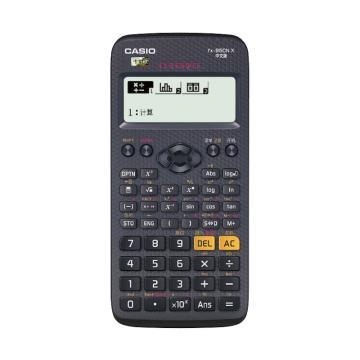 卡西欧 科学函数计算器,FX-95CN X 黑色