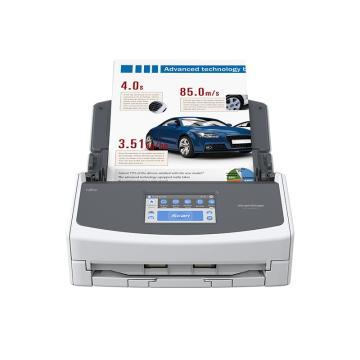 富士通 A4双面高速扫描仪,ScanSnap ix1600