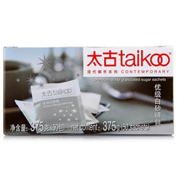 太古(taikoo)优级白砂糖包,375gx2盒 组装