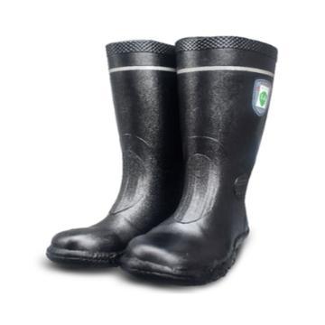 3539 防砸防穿刺胶靴,耐酸碱、防砸、防穿刺。