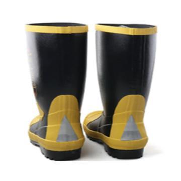 3539 重型防砸防穿刺工矿靴,高强度,带钢头钢板,耐酸碱、防砸、防穿刺