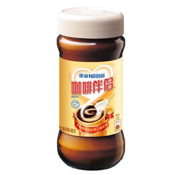 雀巢(Nestle) 咖啡伴侣植脂末,400g 瓶装