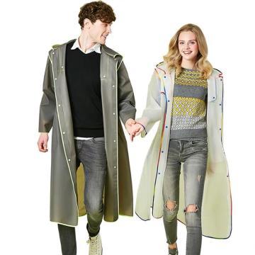雨衣,灰色XXL