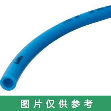 费斯托 塑料气管,蓝色,PLN-8X1,25-BL,558207,50米/卷