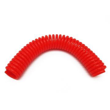 莱特管RiteHose PU螺旋管(不含接头),12X8,9米橙色,705.062.23.D