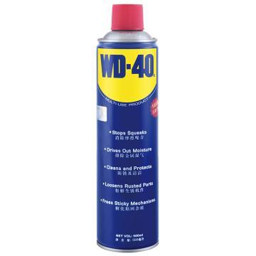 WD-40 除湿防锈润滑剂,500ml/瓶,24瓶/箱