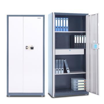 国保 指纹密码文件柜Z158-Z2 ,900*430*1900mm 保险柜