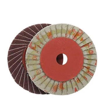 XTY/小太阳,坚力士花形叶轮,软边-400#,100片/箱