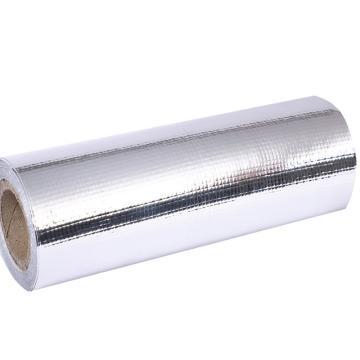 沈阳防锈 织物增强型铝塑复合气相防锈膜,SF/DZ-195,W1.5m*L175m,195g/m2(可定制),本色