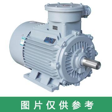 皖南电机 YBX3系列隔爆电机,YBX3-100L1-4,2.2kW,B3