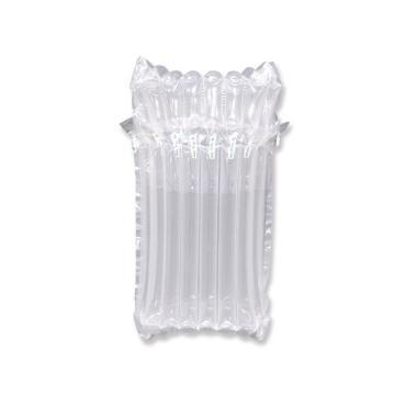 安赛瑞 防震气柱袋,7柱,适用物品尺寸Φ9×27cm,(100个装),含充气筒