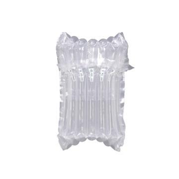 安赛瑞 防震气柱袋,6柱,适用物品尺寸Φ8×12cm,(120个装),含充气筒