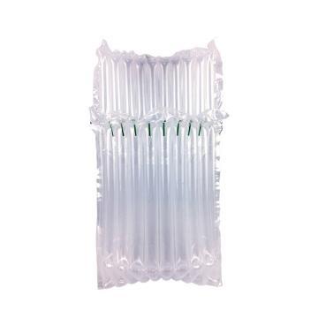 安赛瑞 防震气柱袋,10柱,适用物品尺寸Φ13×21cm ,(100个装),含充气筒
