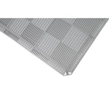 """丽施美""""康安""""模块疏水防滑垫,0.30*0.30m,灰色 单位:块"""