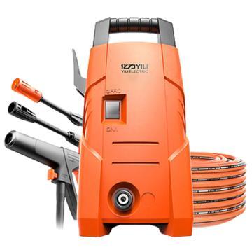 亿力高压洗车器,220v全铜电机家用洗车机洗车泵 亿力YLQ3721C-90A