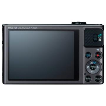 佳能(canon)PowerShot SX620 HS 家用旅游长焦数码相机 照相机 (25倍变焦) 黑色